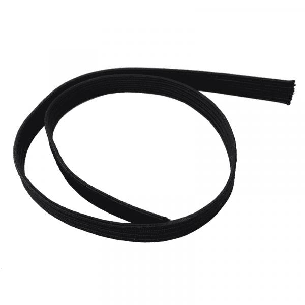 Flat rubber band | Flat ribbon | Rubber | Ribbon rubber | Rubber flat tape | By the meter | Rubber band |
