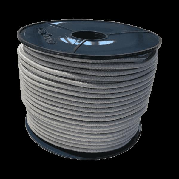 Expander rope | Ecoflex | 6mm | white | Plane rope | Plane ropes | Expander ropes | Rubber cord | Rubber rope |