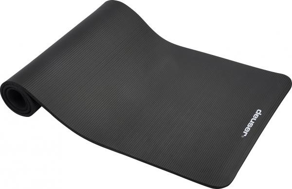 Fitness Mat | Black | 182 x 61cm | Foam |