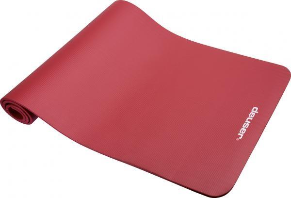 Fitness mat   Red   182 x 61cm   Foam  
