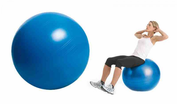 Deuser Blue Ball Ø 46 - 55cm - Medium