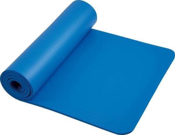 Fitness mat | Blue | 182 x 61cm | Foam |